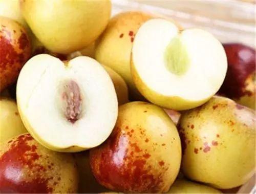 大荔冬枣美食:冬枣的功效与作用