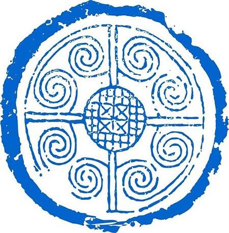 包罗万象的传统纹样之瓦当:23款瓦当纹样欣赏