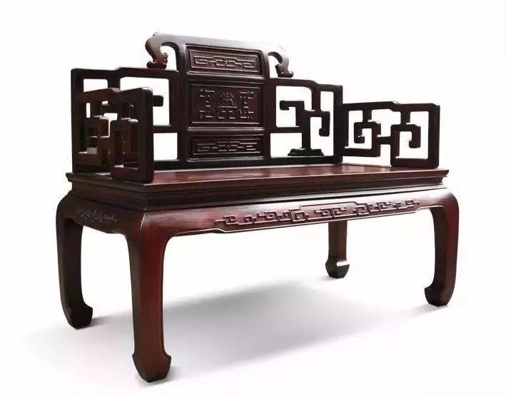 中式家具之美:家具花纹纹样的讲究