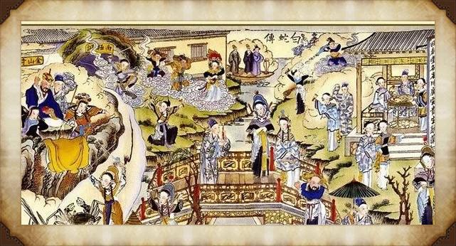 57张木板年画图集,带你回味中国风