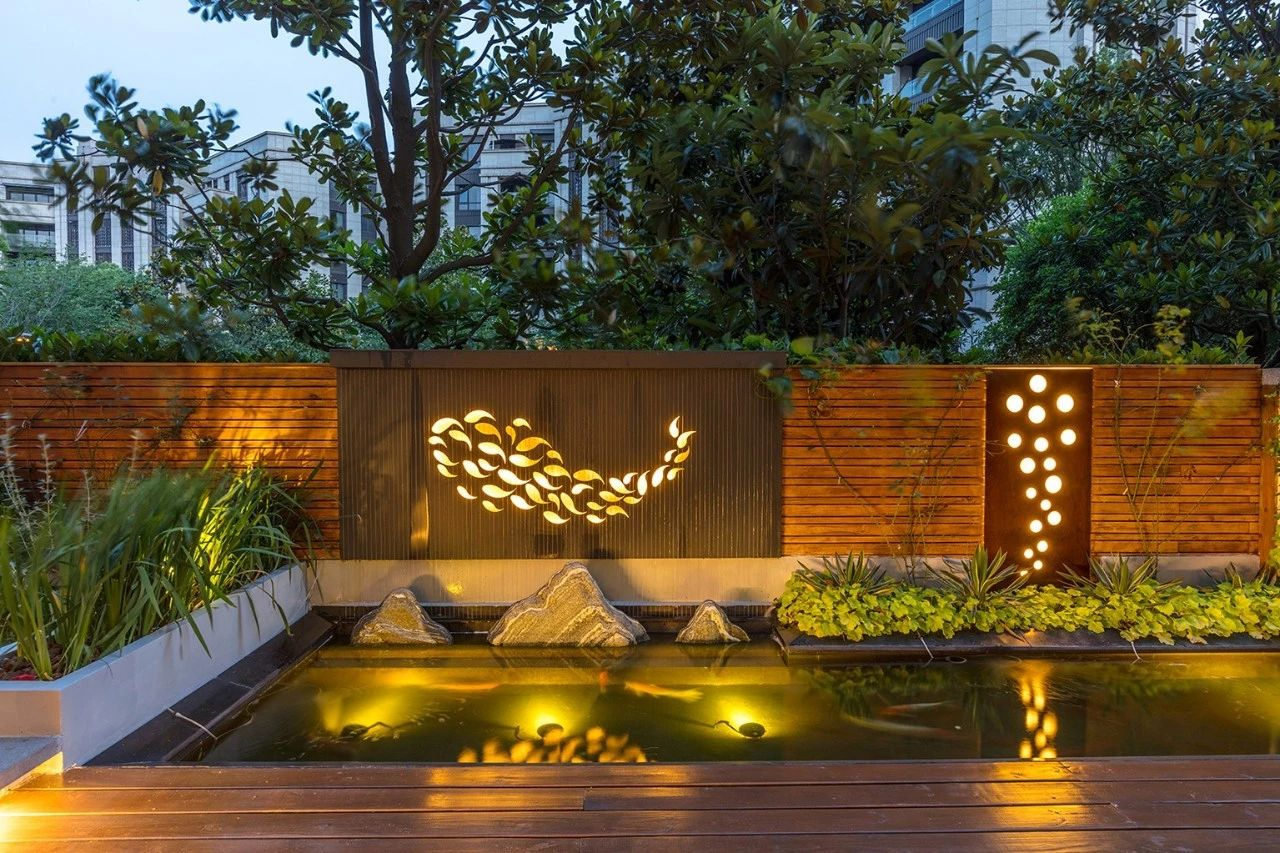 4个国内超美庭院设计案例,值得借鉴的景观设计