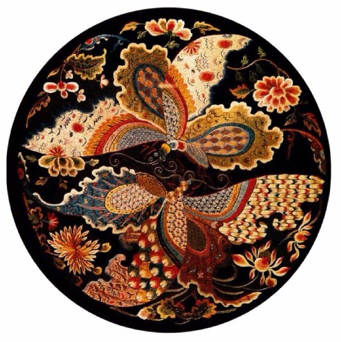 传统刺绣艺术之美,唯美刺绣图片图集