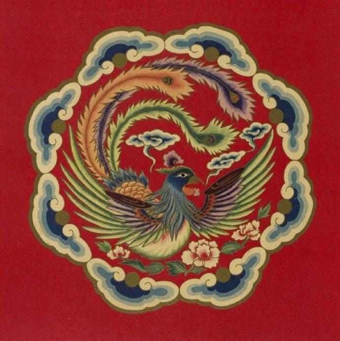中国戏曲服装图案,精美的图案纹样欣赏