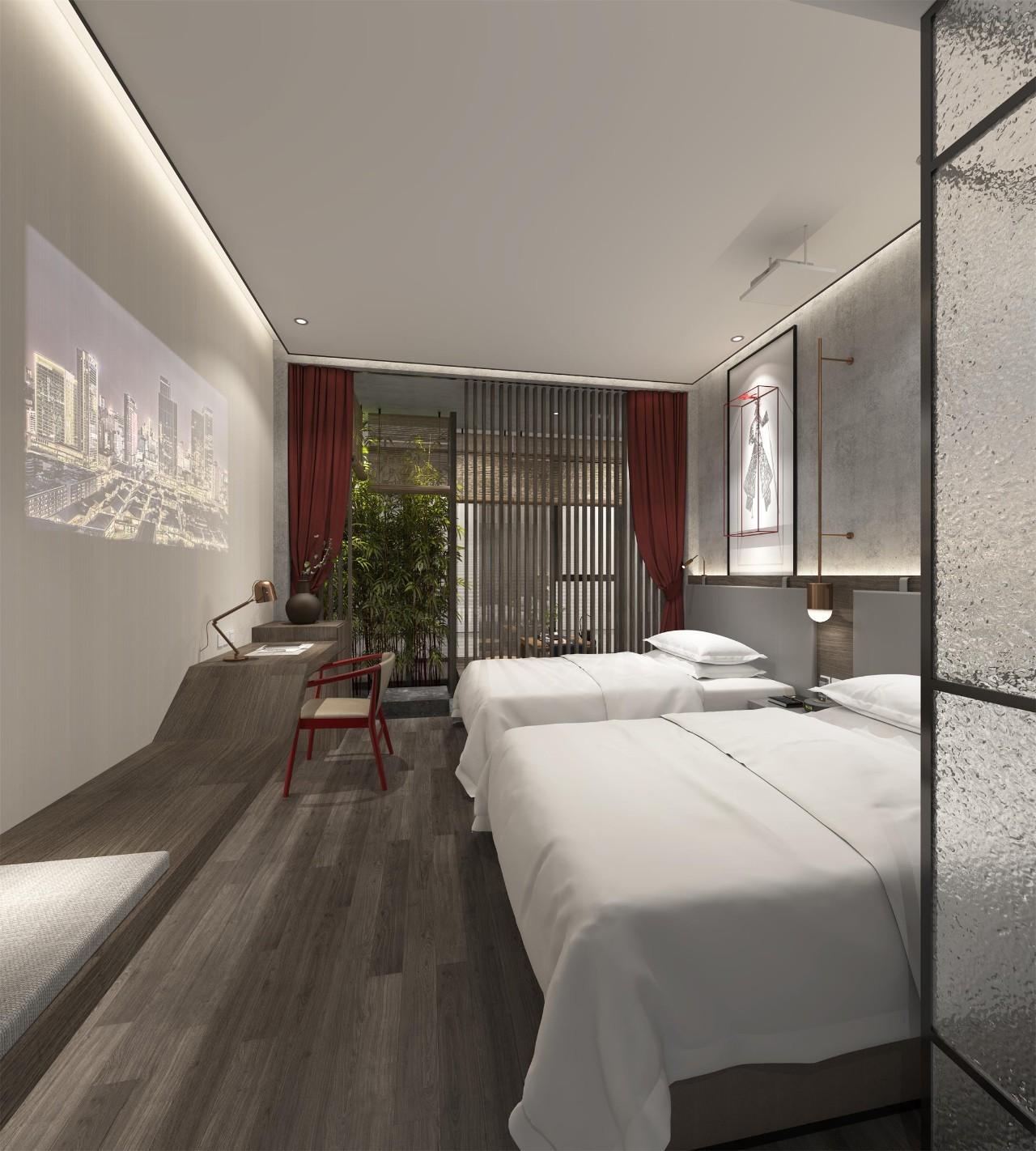 成都·尖微酒店,每一座小微酒店都是个潜力股