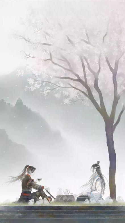《魔道祖师》古风图片,超美高清手机壁纸图集