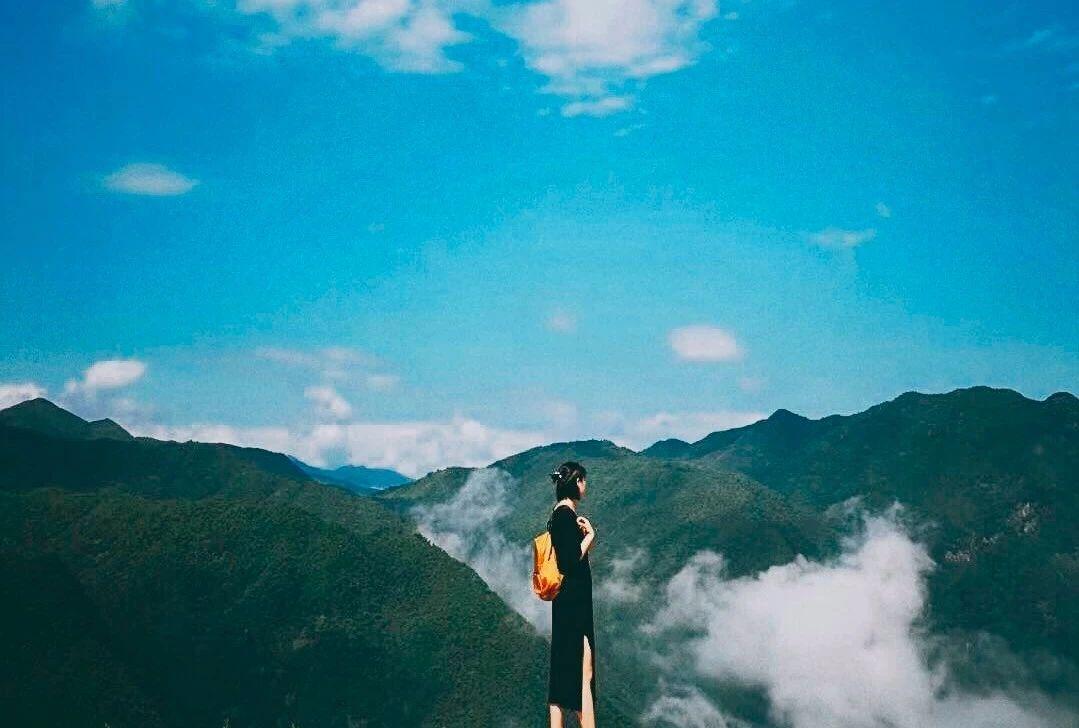 丽水遂昌|云逸远山,拥有超美的云海和银河