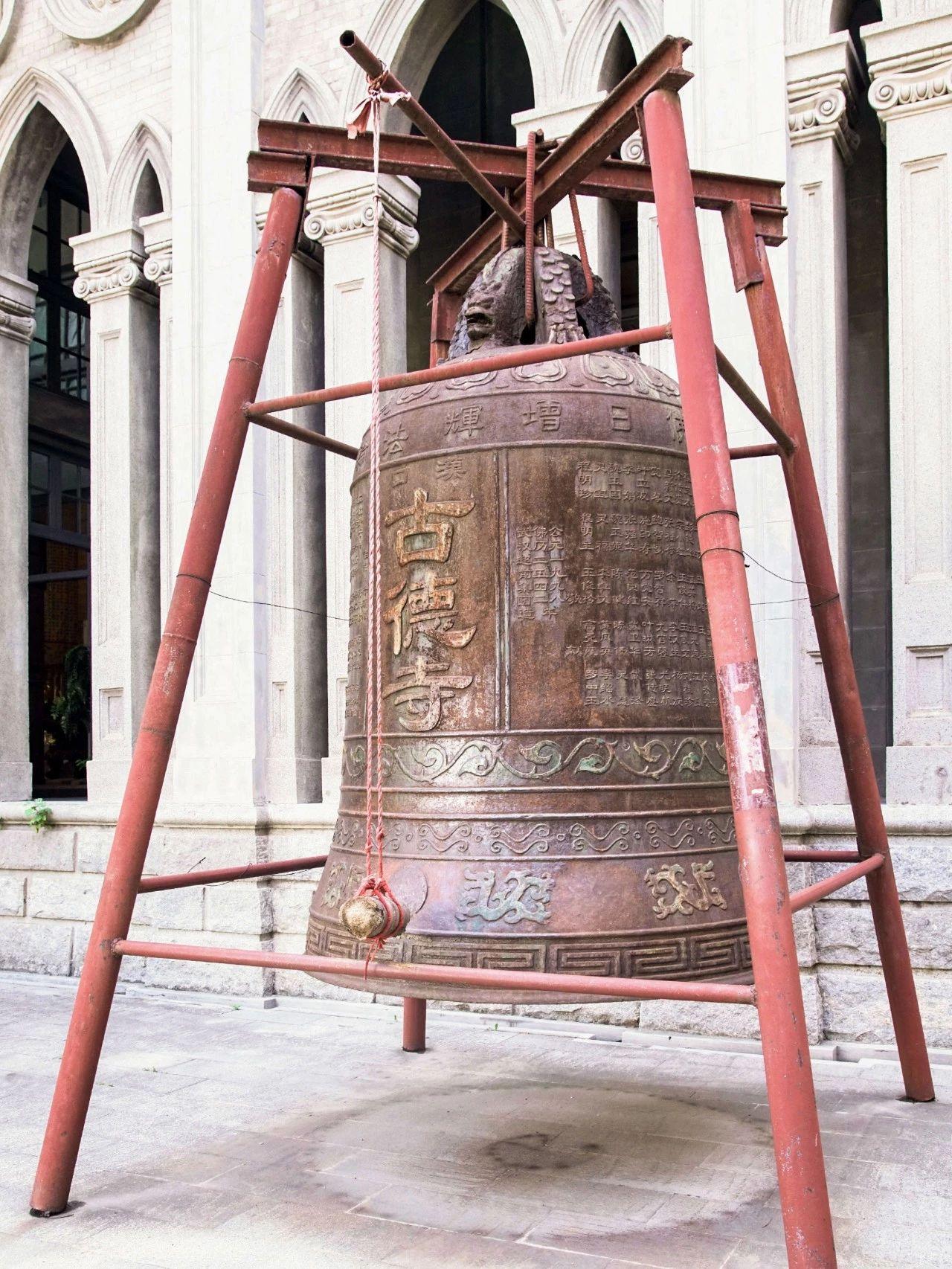 武汉闹市的尼姑庵,全中国最美寺庙古德寺