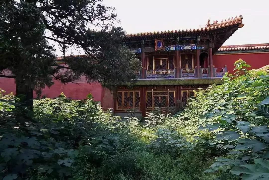盘点故宫3处神秘的宫殿,神秘的古建筑之美!