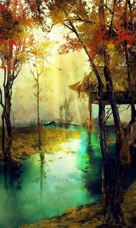 四季系列古风壁纸图集,超美的手机壁纸图片