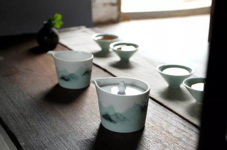 古代茶道二十四器,超全的茶具