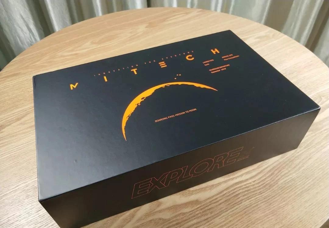 中秋月饼包装设计,创意满满的包装设计