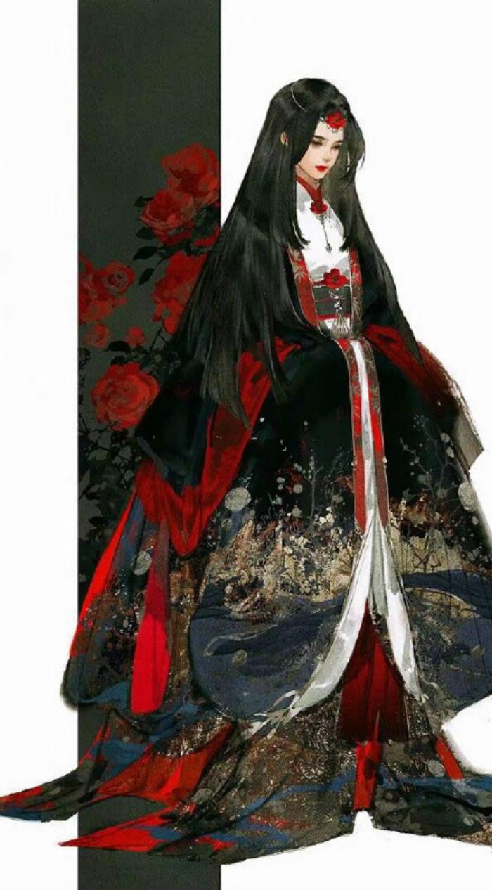 唯美有意境的古风图片,红颜知己甚是惹人喜爱
