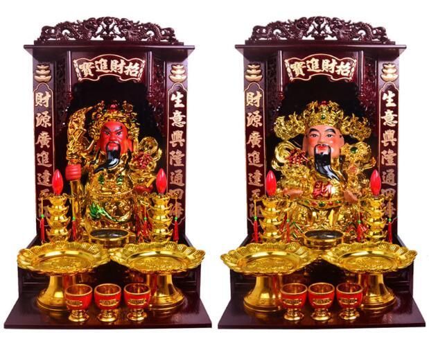 家里供文财神还是武财神,文财神和武财神的区别