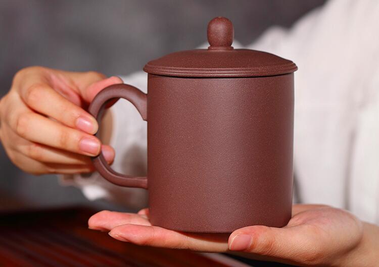 新紫砂杯如何正确开杯,买回来的紫砂杯泡什么茶好