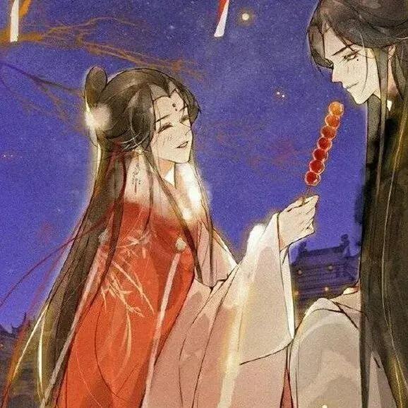 唯美浪漫的古风情侣头像,情侣头像古风一男一女