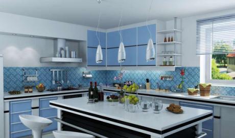 家居中客厅厨房风水的常识大全