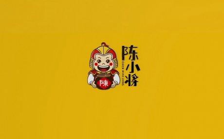陈小将品牌-香菇酱系列包装全案设