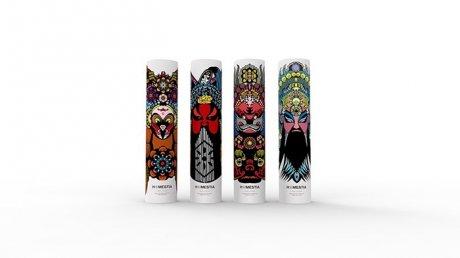 中国风筷子创意包装设计