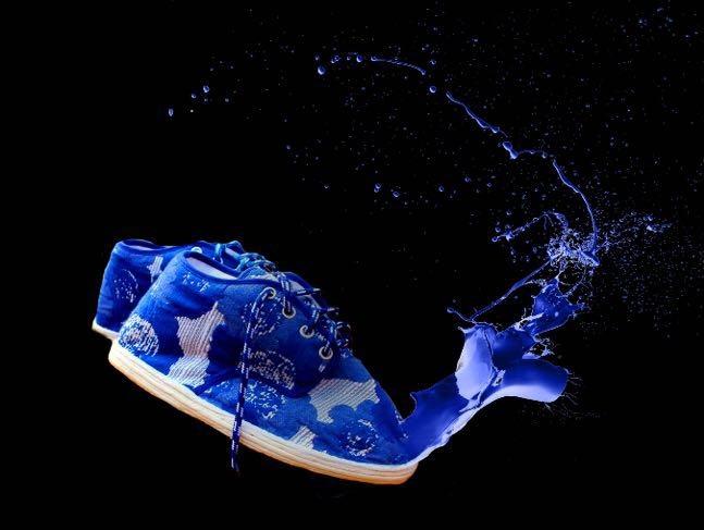 【冬鞋一览】千层底布鞋原创手