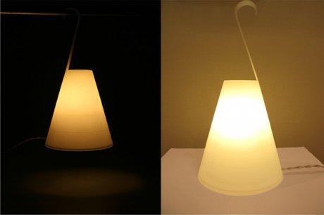 传统打酒灯Handle Lamp创意设计