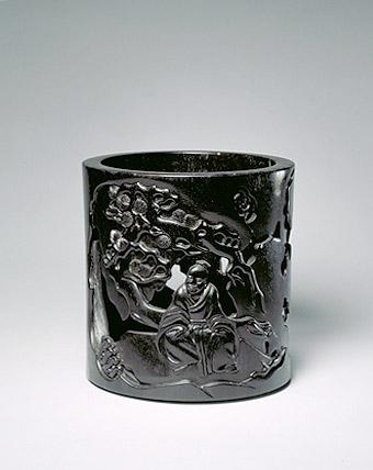 北京故宫馆藏竹木牙角匏器雕刻艺术(七)