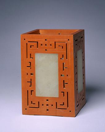 北京故宫馆藏竹木牙角匏器雕刻艺术(三)