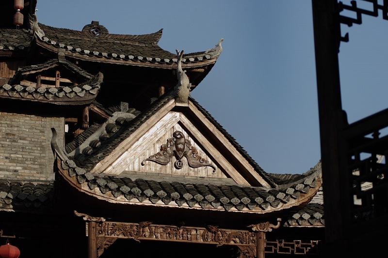 湘西古建筑艺术赏析