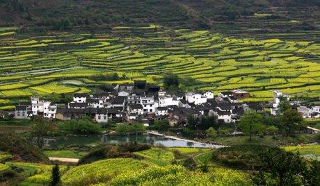 中国最美古村落--江西婺源